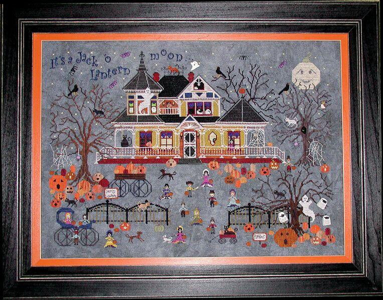 Praiseworthy Stitches ~ Seedy Pumpkin Cottage