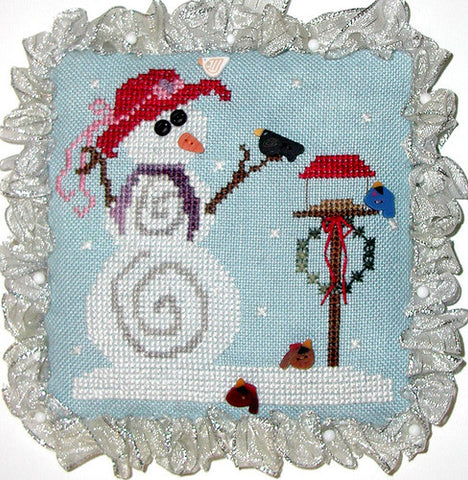 Praiseworthy Stitches ~ Snow Pals