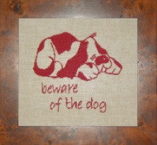 Rovaris ~ R49  Beware of Dog