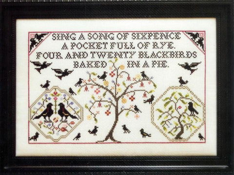 Rosewood Manor - Four & Twenty Blackbirds