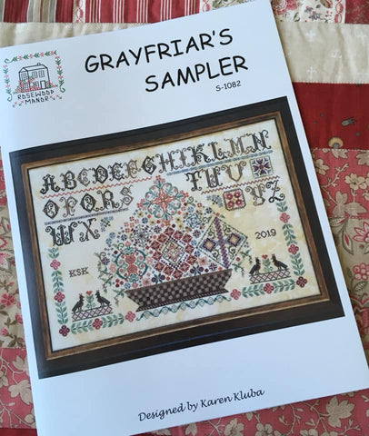 Rosewood Manor ~ Grayfriar's Sampler