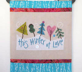 SamSarah Design Studio ~ This Winter of Love w/buttons