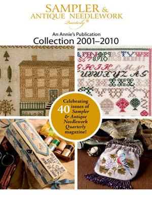 Just Cross Stitch ~  DVD SANQ 2001-2010