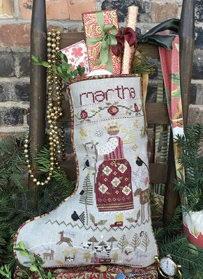 Shepherd's Bush ~ Martha's Stocking