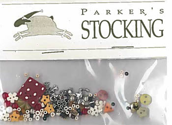 Shepherd's Bush ~ Parker's Stocking Charm Pack