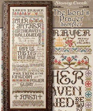 Stoney Creek ~ The Lord's Prayer Sampler