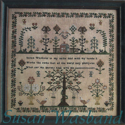 The Scarlett House ~ Susan Wasband