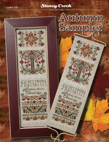 Stoney Creek ~ Autumn Sampler
