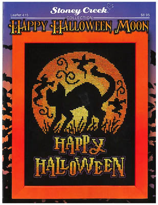 Stoney Creek ~ Happy Halloween Moon