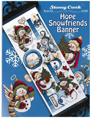 Stoney Creek ~ Hope Snowfriends Banner