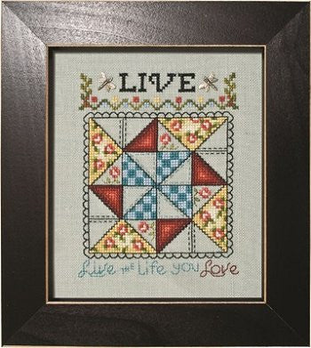 Stoney Creek ~ Live - Quilted With Love