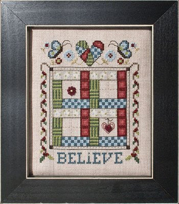Stoney Creek ~ Quilted With Love 3 ~ Believe