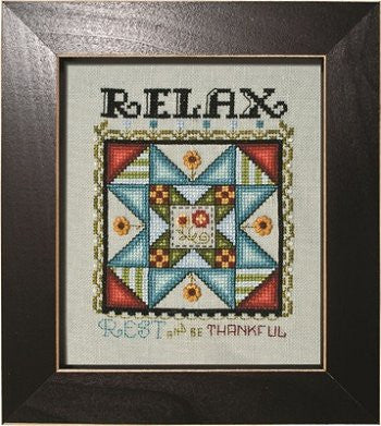 Stoney Creek ~ Relax - Quilted With Love