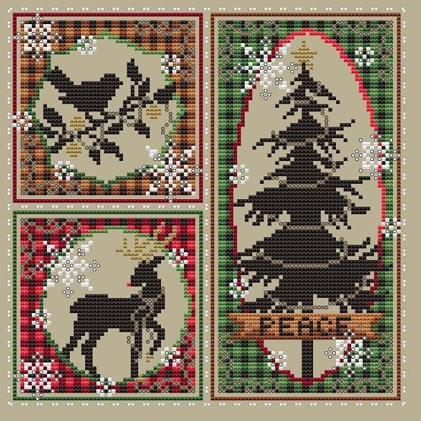 Shannon Christine Designs ~ Rustic Christmas