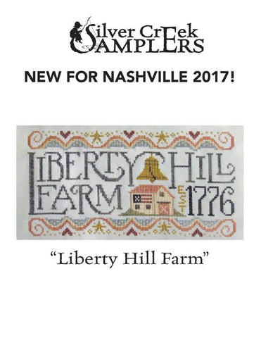Silver Creek Samplers ~ Liberty Hill