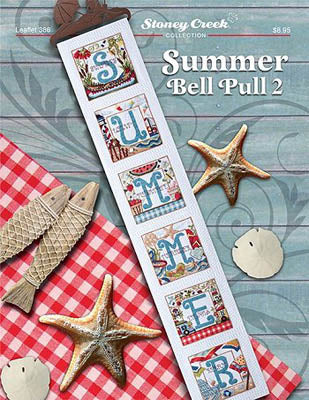 Stoney Creek ~ Summer Bell Pull 2