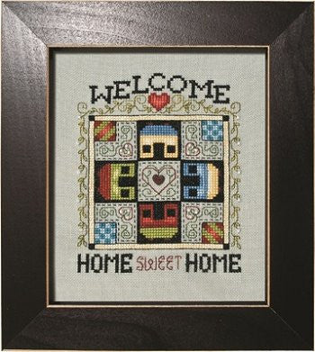 Stoney Creek ~ Welcome - Quilted With Love