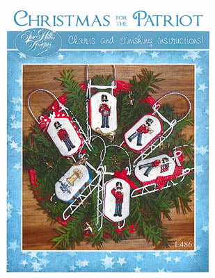 Sue Hillis Designs ~ Christmas For The Patroit