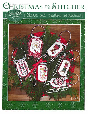 Sue Hillis Designs ~ Christmas For The Stitcher