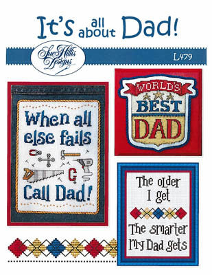 Sue Hillis Designs ~ It's All About Dad