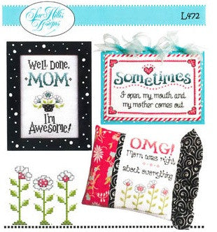 Sue Hillis Designs ~ It's All About Mom