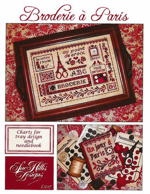 Sue Hillis Designs ~ Broderie