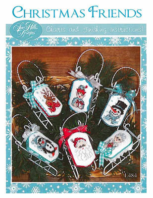Sue Hillis Designs ~ Christmas Friends