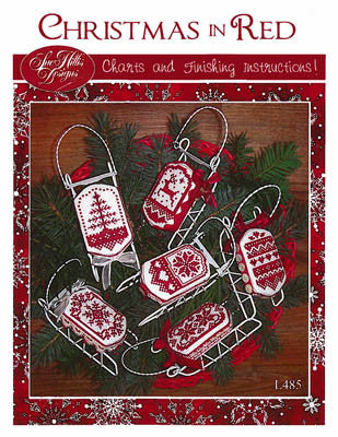Sue Hillis Designs ~ Christmas In Red