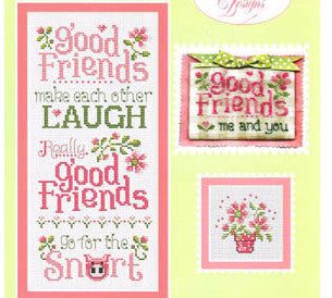 Sue Hillis Designs ~ Good Friends