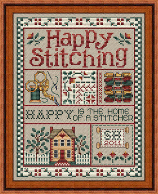 Sue Hillis Designs ~ Happy Stitching