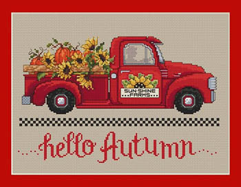 Sue Hillis Designs ~ Hello Autumn