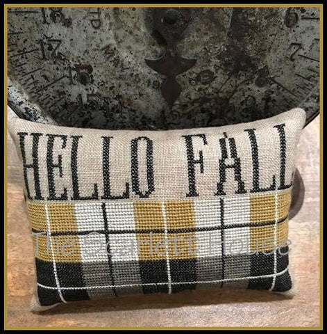 Scarlett House ~ Hello Fall