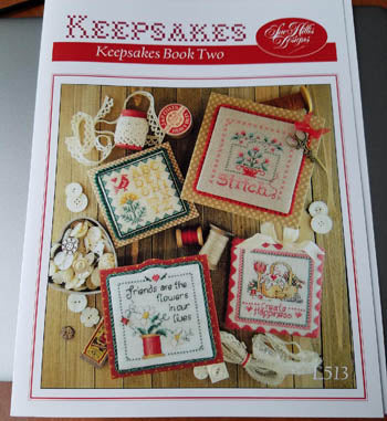 Sue Hillis Designs ~ Keepsakes Book Two