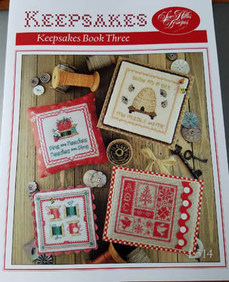 Sue Hillis Designs ~ Keepsakes Book Three