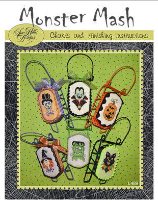 Sue Hillis Designs ~ Monster Mash