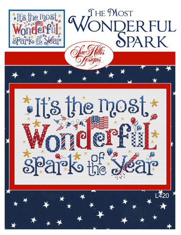 Sue Hillis Designs ~ Most Wonderful Spark