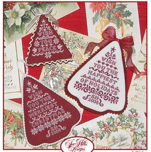 Sue Hillis Designs ~ Noel en Rouge
