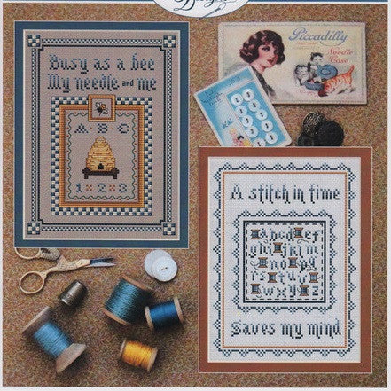 Sue Hillis Designs ~ Stitches for the Needleworker #1