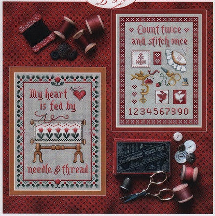 Sue Hillis Designs ~ Stitches for the Needleworker #2
