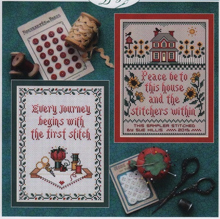 Sue Hillis Designs ~ Stitches for the Needleworker #3