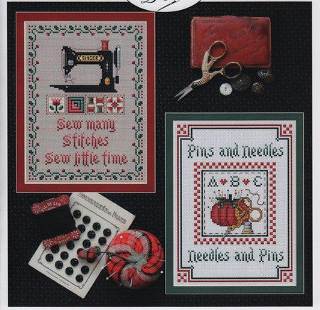 Sue Hillis Designs ~ Stitches for the Needleworker #4