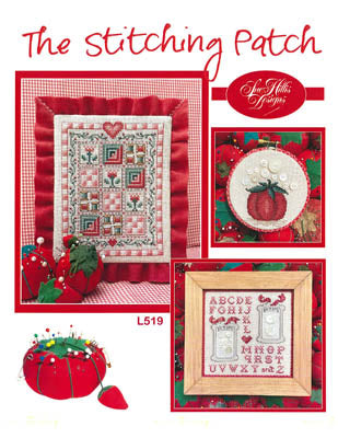Sue Hillis Designs ~ The Stitching Patch