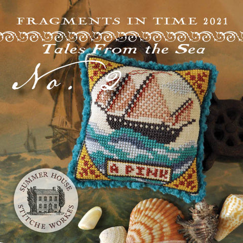 Summer House Stitche Workes ~ Fragments In Time 2021 #2