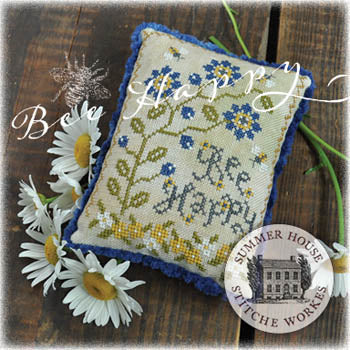 Summer House Stitche Workes ~ Bee Happy