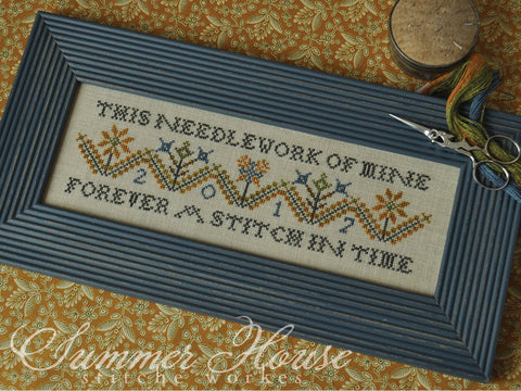 Summer House Stitche Workes ~ Forever In Stitches