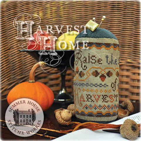 Summer House Stitche Workes ~ Harvest Home