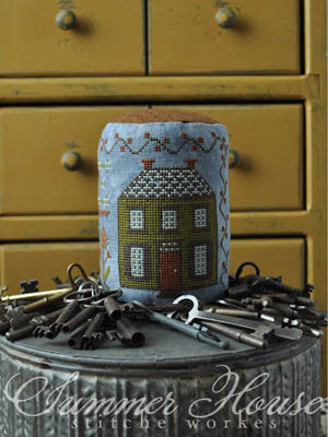 Summer House Stitche Workes ~ Home