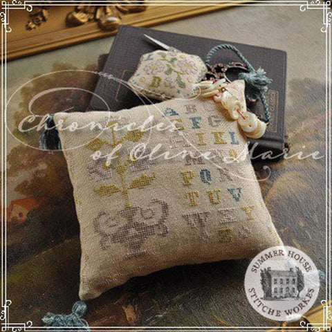 Summer House Stitche Workes ~ Chronicles of Oline Marie - Vol. 1