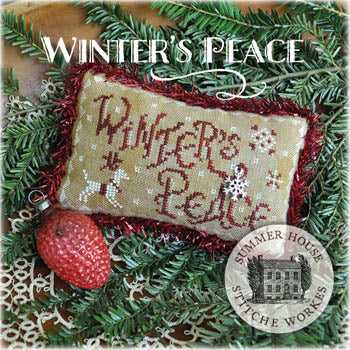 Summer House Stitche Workes ~ Winter's Peace