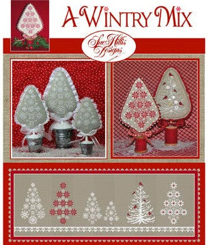 Sue Hillis Designs ~ A Wintry Mix